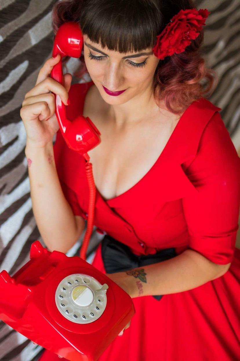 Telefoneren was nog nooit zo vintage!