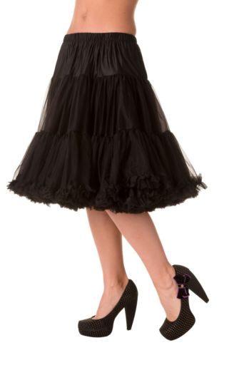 Starliti Petticoat in Zwart