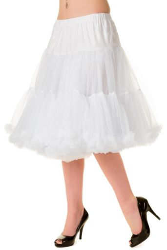 Starlite Petticoat White