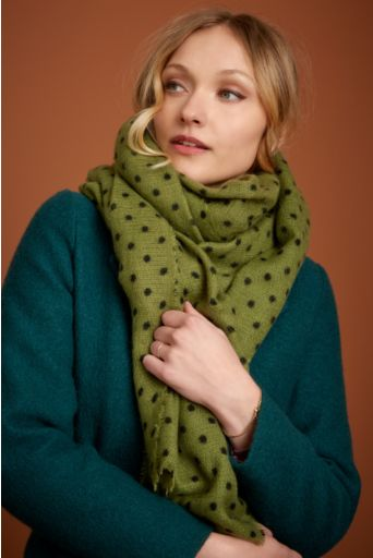 Scarf Pablo Posey Groen