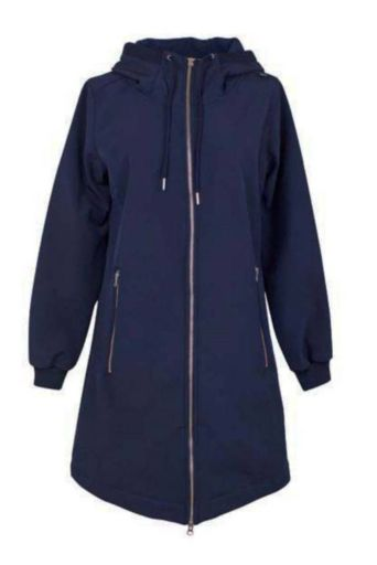 Jane Softshell Jas Navy