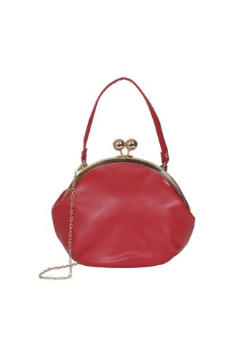Elegant Daytime Bag Red