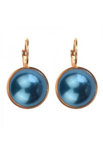 Heritage Blue Pearl Dots