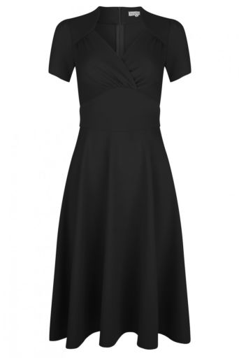 Hollywood Dress Circle Crievo Black