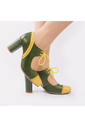 Margot Heels Lemon