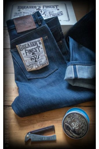 Selvage Denim Greasers Finest