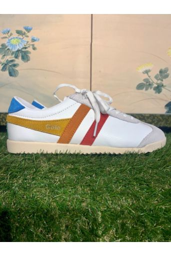 Bullet Trident Sneakers White Multi