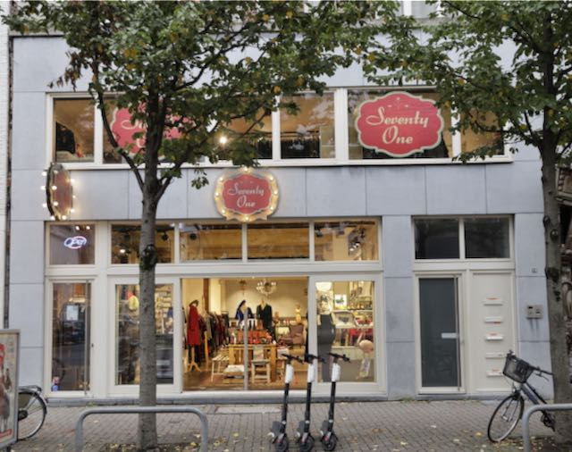 SeventyOne Boetiek Antwerpen